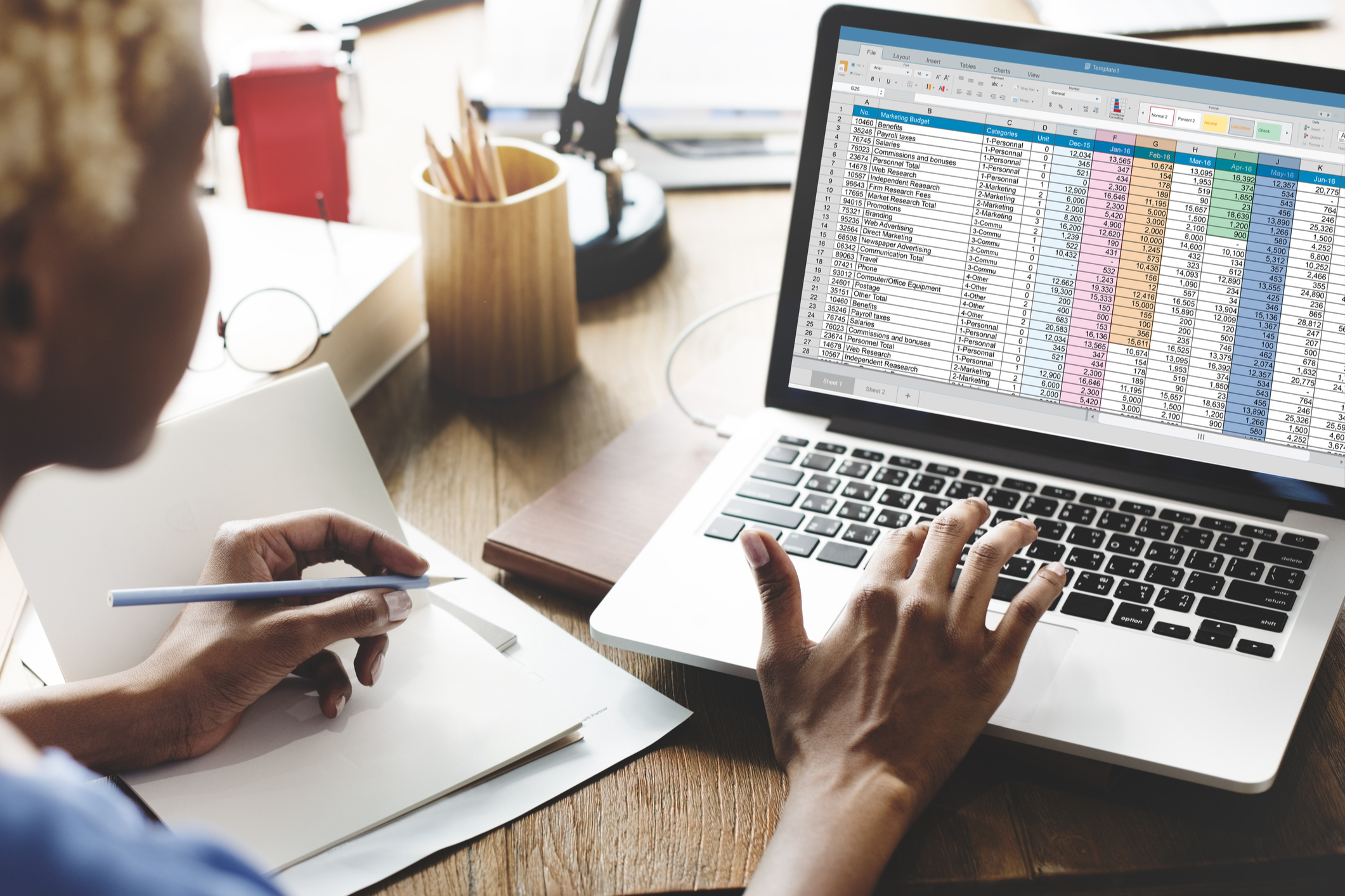 Benefits of an Online Bookkeeping Service