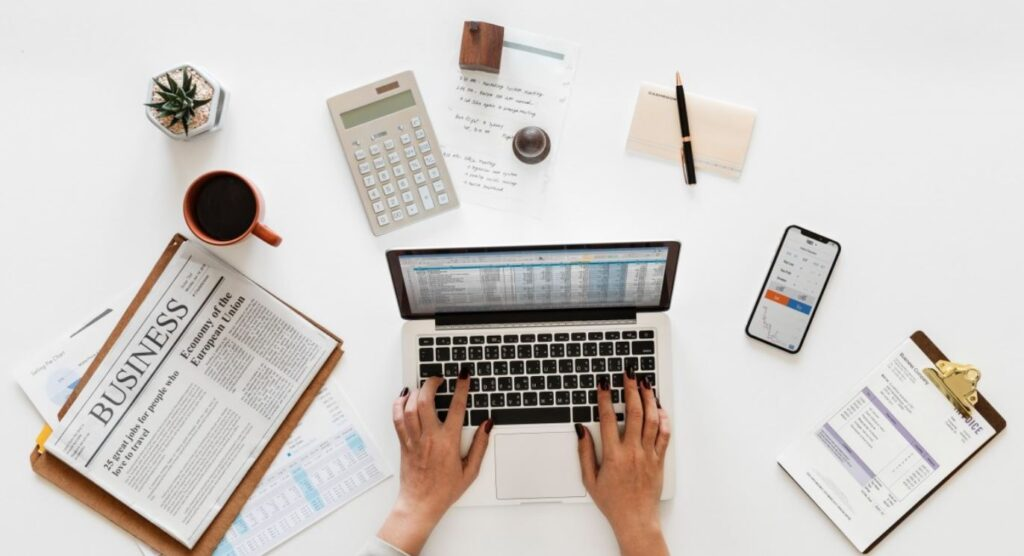 Online Accounting Company for Small Business